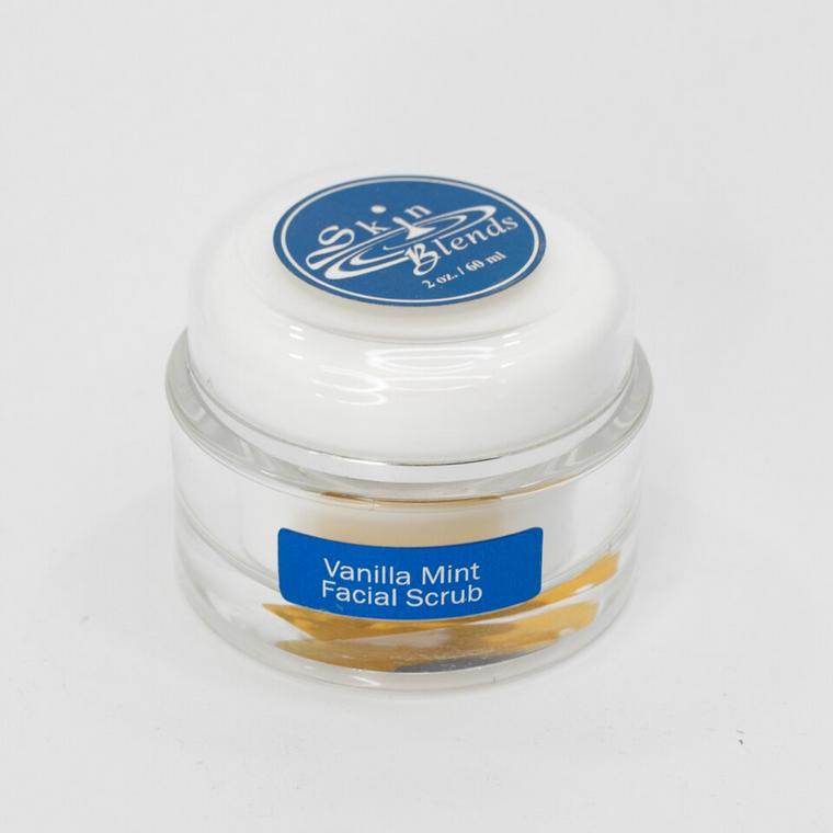 Vanilla Mint Facial Scrub
