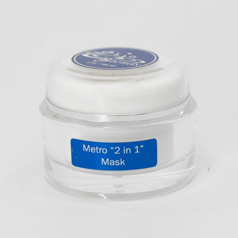 "Metro ""2 in 1"" Mask"