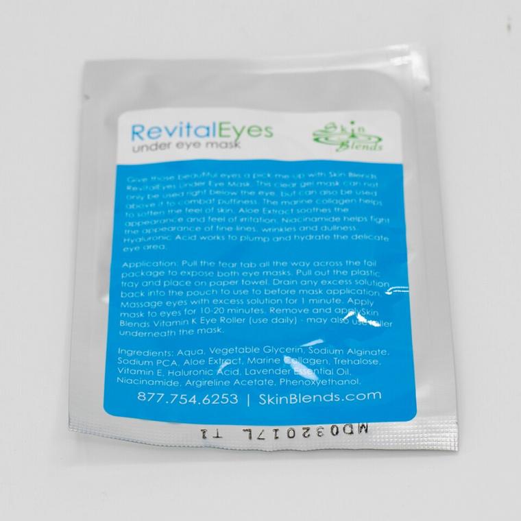 RevitalEyes Under Eye Therapy