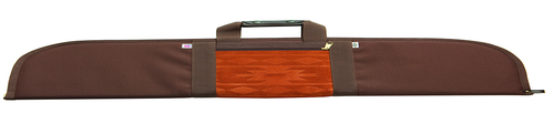 """Neet Recurve Case 70"""" Brown With Southwest Honey Brown Accents"""