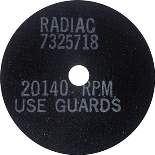 National Abrasives Replacement Saw Blades .030 4 Inch 3 Pack - 3 Pack