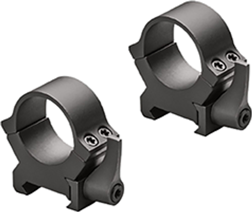 Leupold Qrw2 Scope Rings Matte 1In High