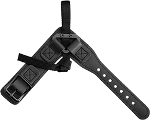 Replacement Scott Buckle Strap With Nylon Connector - Black
