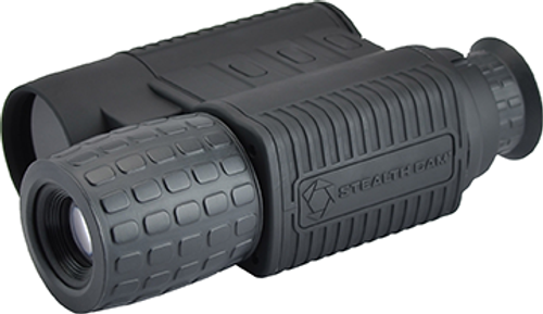 Stealth Cam Night Vision Monocular With Ir Filter