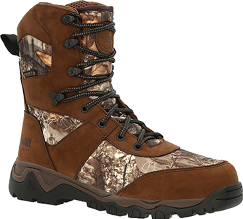 Rocky Red Mountain Boot Realtree Edge 800 Grams 8