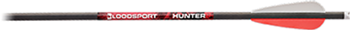Bloodsport Hunter Crossbow Bolts 20 Inch 4In Vanes 3 Pack