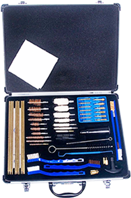 Gunmaster Universal Select Deluxe Cleaning Kit 63Pc