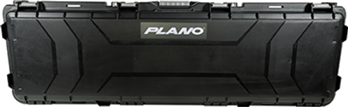 Plano Element Double Long Gun 54 Case Black With Grey Accent
