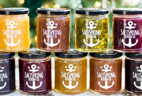 Salt Spring Kitchen Preserves
