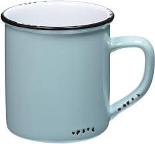 Abbott® Enamel Look Mug