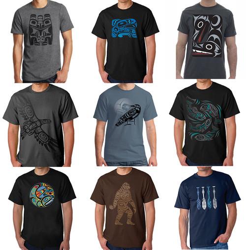 Native Northwest® Adult T-shirts