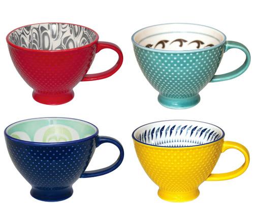 Native Northwest® Porcelain Art Mug