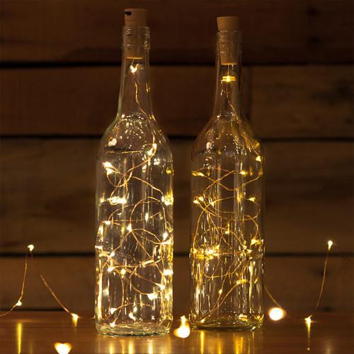 Legami® LED Bottle Lights with cork