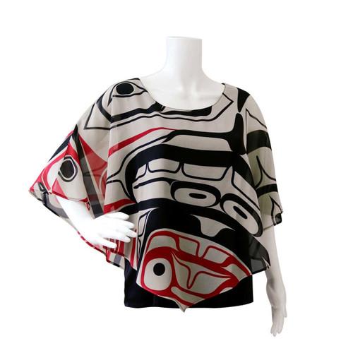 Native Northwest® Chiffon Blouses