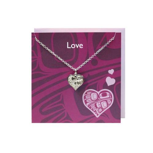 Love  - the hummingbird heart