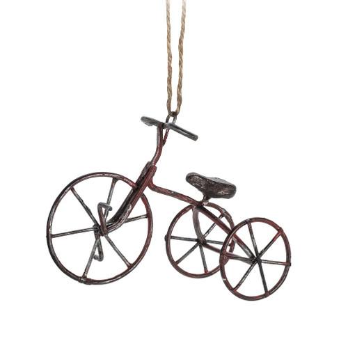Vintage Tricycle Ornament
