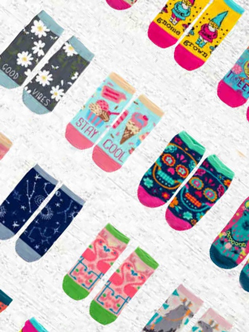 Karma® Women's Ankle Socks