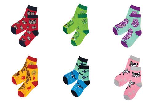 Native Northwest® Kids Socks