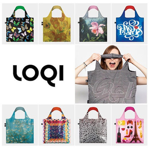 Loqi®  Foldable Tote Bag