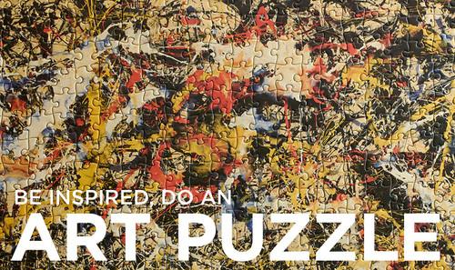 Pomegranate® 300 piece Art Puzzles