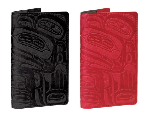 Native Northwest® Embossed Women's Wallet