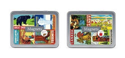 Cavallini® Vintage Magnets