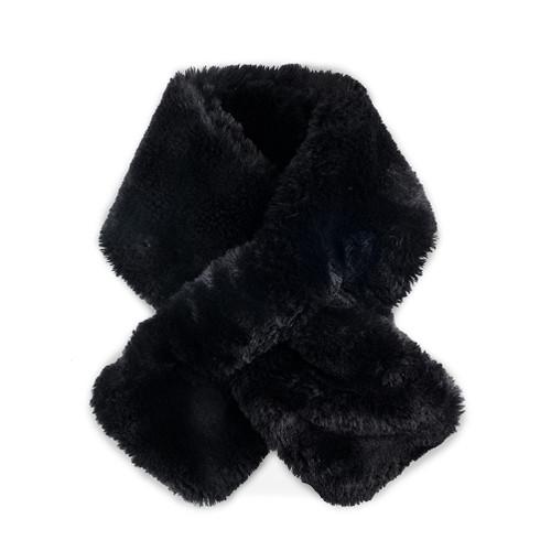 Abbott ® Faux Fur Pull Through Scarf