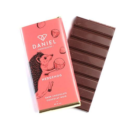 Daniel Le Chocolate Belge® - 85g Hedgehog Bar