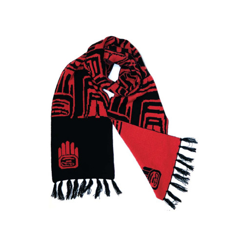 Native Northwest® Knitted Scarf