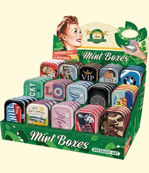 Nostalgic Art Mints