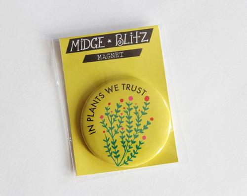 Midge Blitz® Magnets
