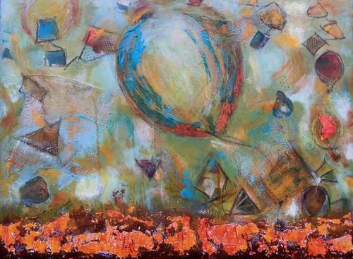 Floating Free by Nancy Dolan