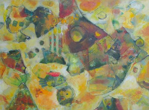 Flouting Through by Nancy Dolan