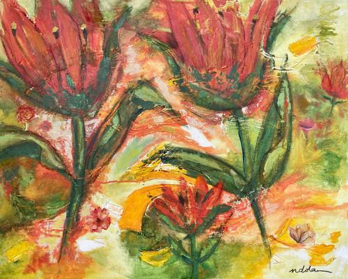Old Friends by Nancy Dolan