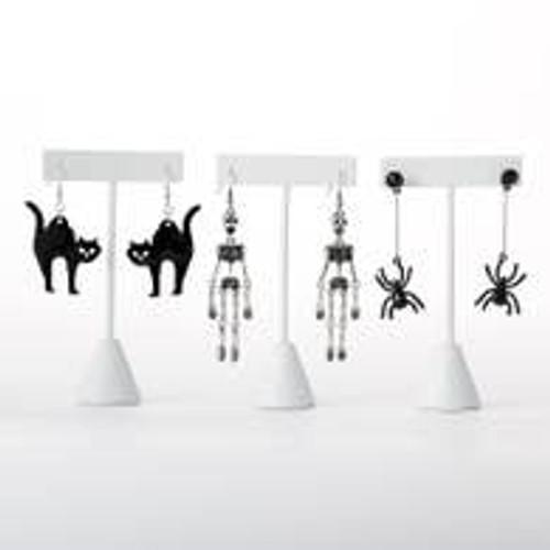 Halloween Dangle Earrings, set of 3