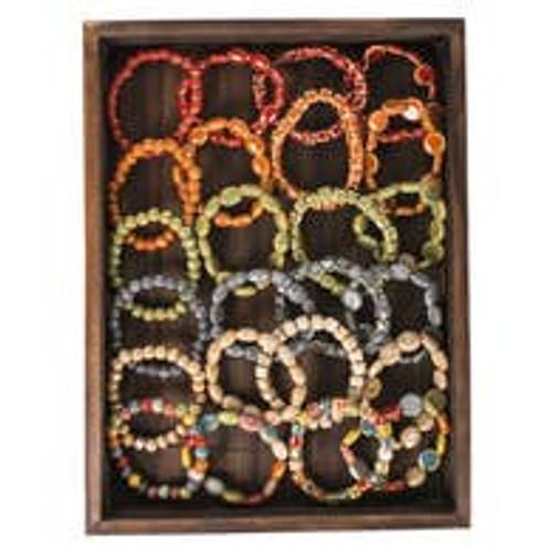 Clay Mini Bracelets, assorted