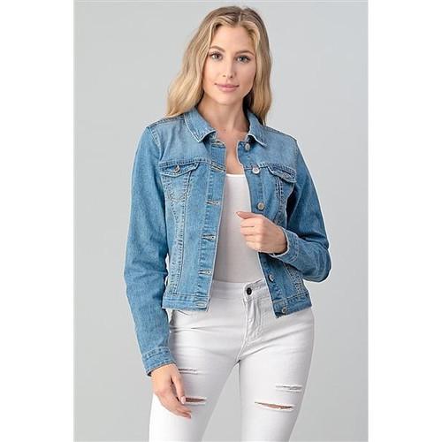 Beta House® Vintage Style Denim Jackets