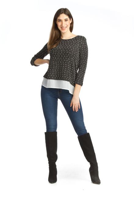Papillion® Pompom Sweater ST-06229