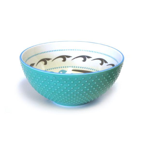 Native Northwest® Porcelain Art Bowl