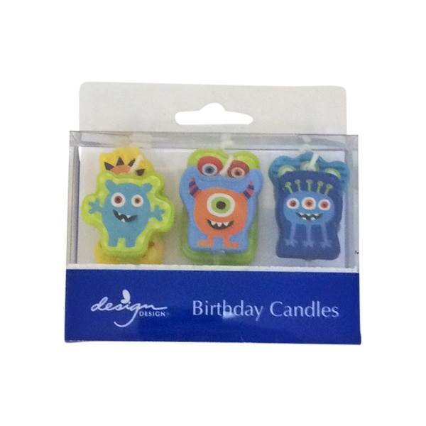 Novelty Birthday Candles