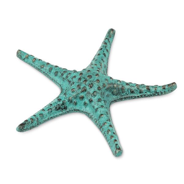 Iron Starfish, Verdigris