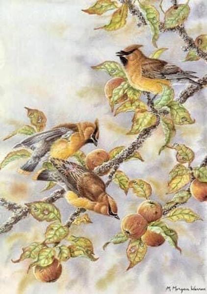 """Autumn Bronze"" by M. Morgan Warren"