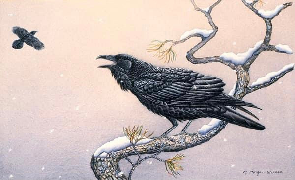 """A Call to Winter"" by M. Morgan Warren"