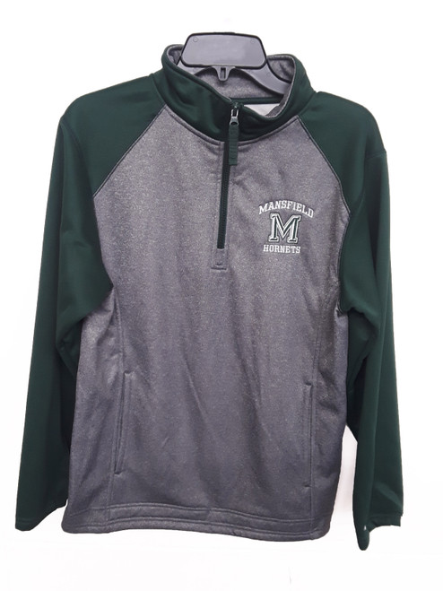 Mansfield Badger 1/4 Zip