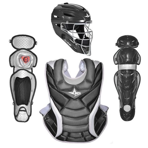 All-Star Fastpitch Series Catching Equipment Kit