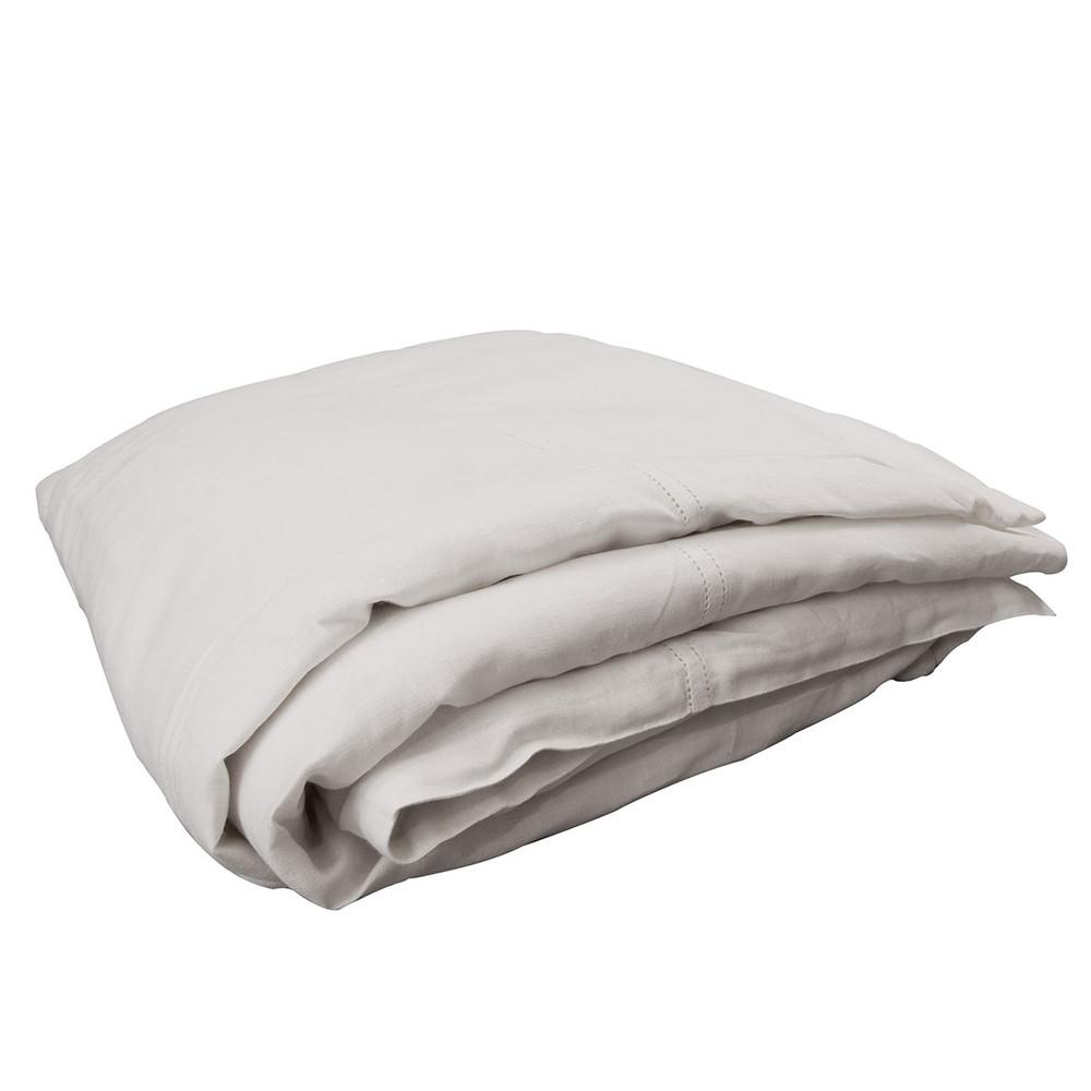 Flax Linen Duvet Cover