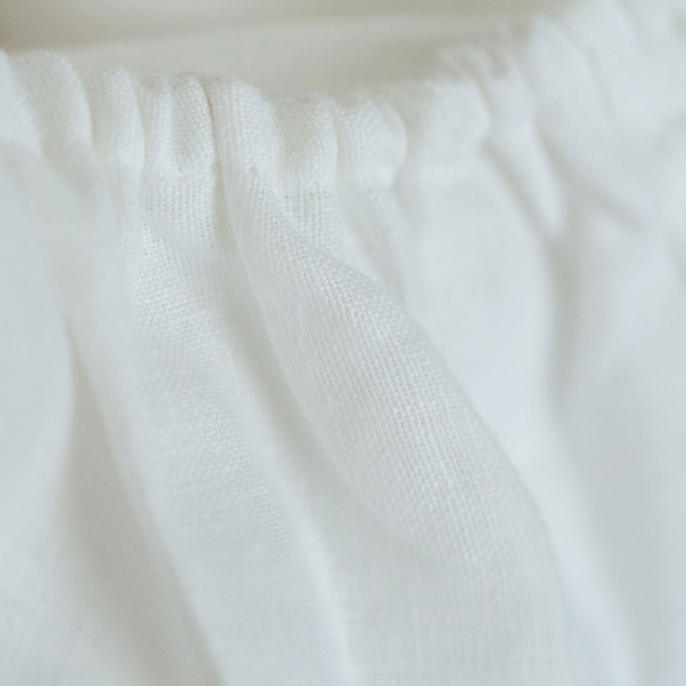 Pure Linen Fitted Sheet