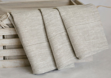 Flax Linen Bath Towel