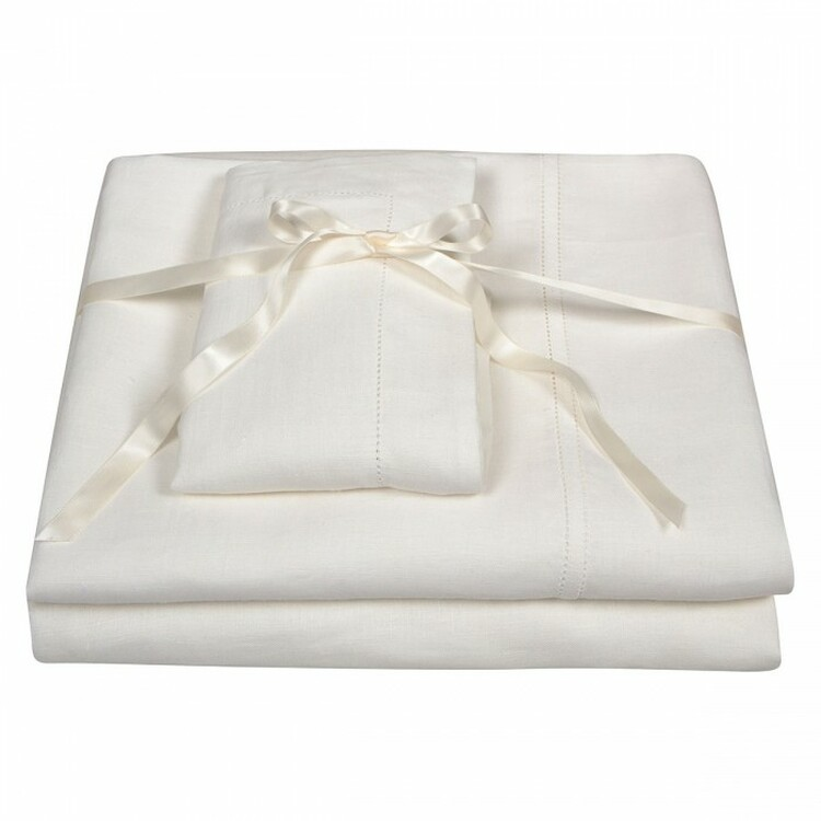 Pure Flax Linen Sheets