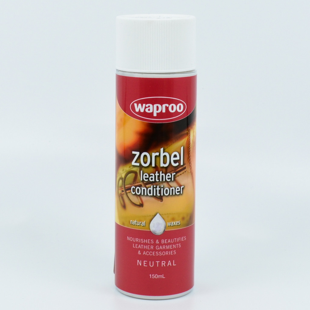 Waproo Zorbel Leather Conditioner, 150ml